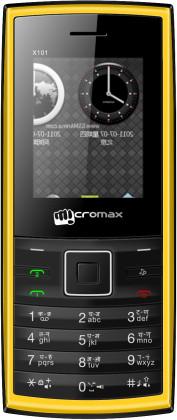 Micromax X101i(Yellow)