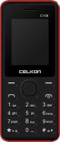 Celkon C108(Black & Red)