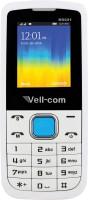 Vell Com M-5021(White & Blue)