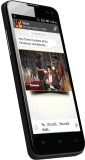 Panasonic T41 (Black, 4 GB) (512 MB RAM)