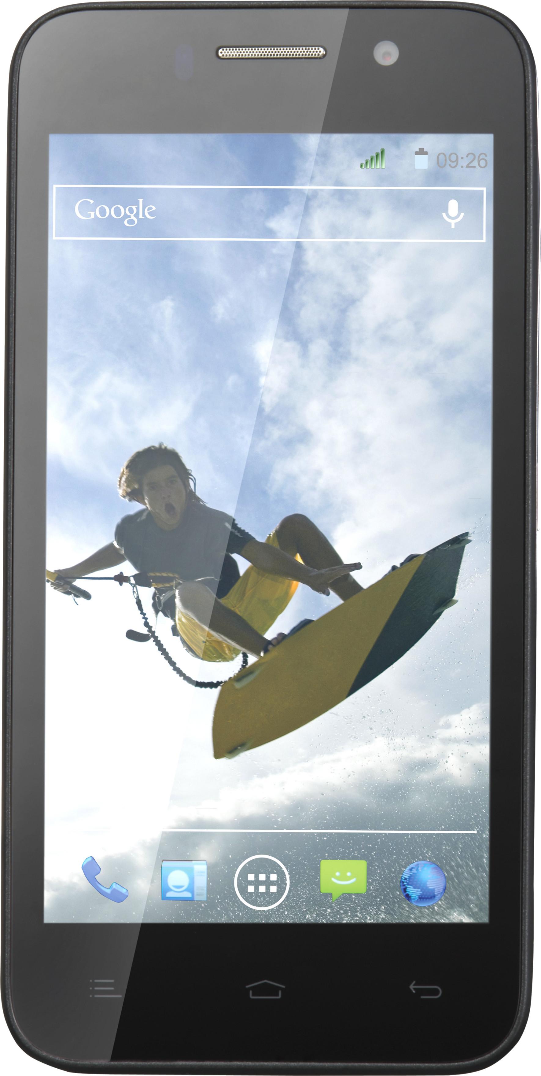 XOLO Q800 X-Edition (Black, 4 GB)(1 GB RAM)