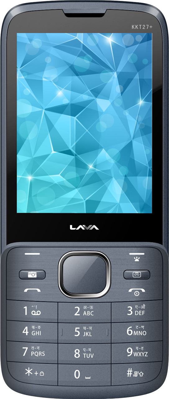 Lava KKT 27 Plus(Blue)