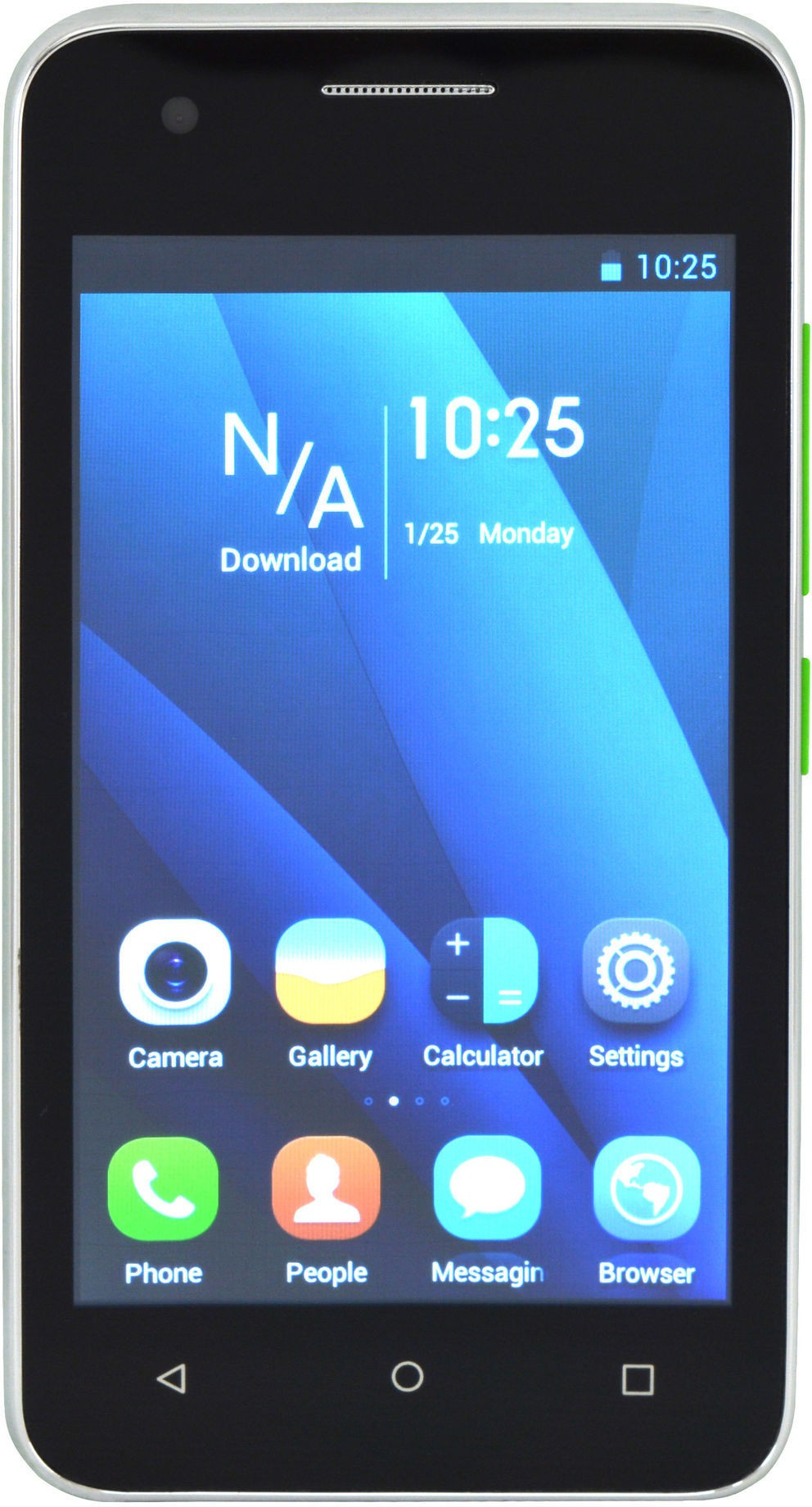 Camerii CM46Green-Ginger Android (Green, 256 MB)(1 GB RAM)