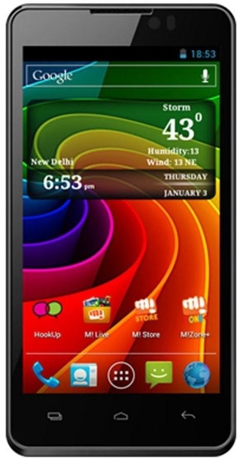 View Micromax Ninja A91 (Black, 2 GB) Mobile Price Online(Micromax)