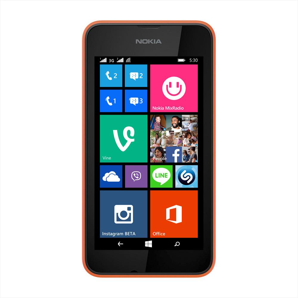 Nokia Lumia 530 (512MB RAM, 4GB)