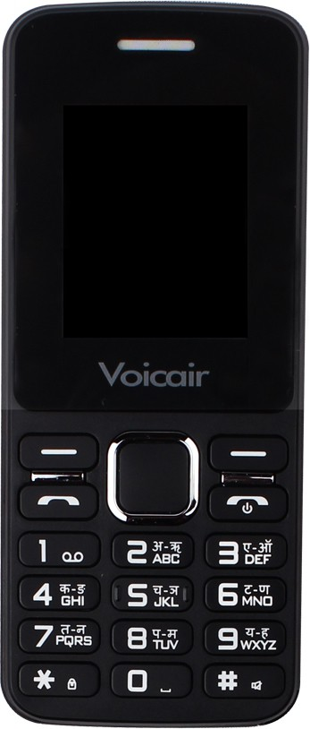 Voicair SRG 8(Black)