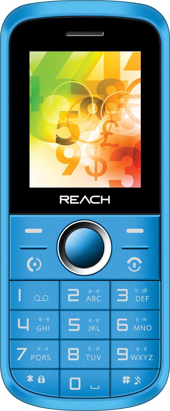 Reach Cogent Mini(Blue)