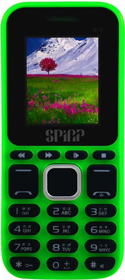 SPINP W10(Green)