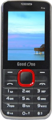Good One fire (black red, 56 MB)