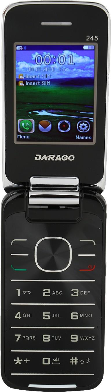 Darago 245 Flip(Black)