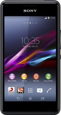 Sony Xperia E1 Dual (Black, 4 GB)(512 MB RAM)