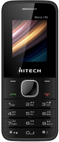 Hitech Micra 135(Black, Red)