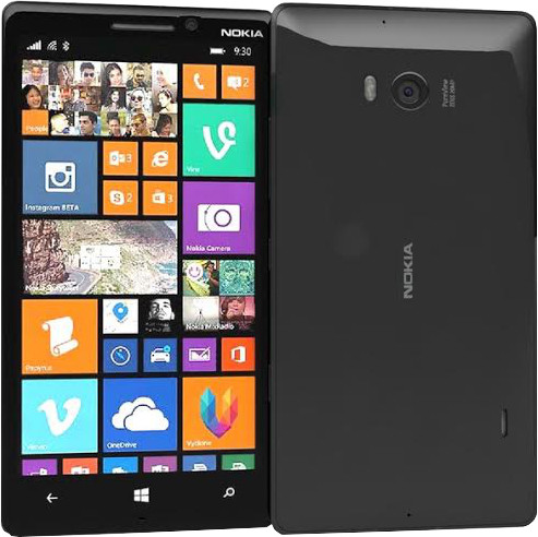Nokia Lumia 930 (Black, 32 GB)(2 GB RAM)