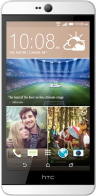 HTC Desire 826 (White Birch, 16 GB)(2 GB RAM) at flipkart