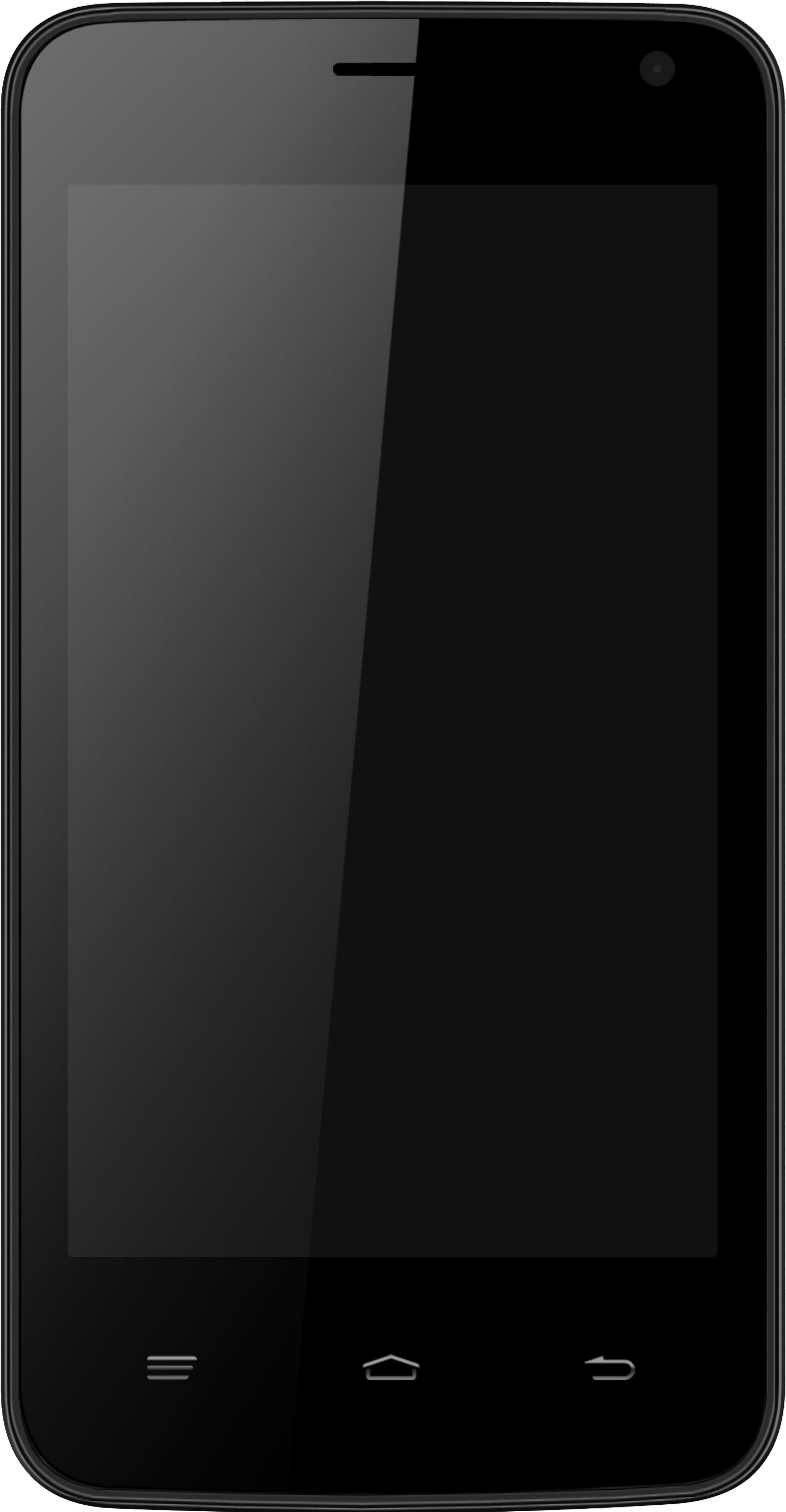 Intex Cloud Swing (Black, 512 MB)(256 MB RAM)