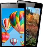 Intex Aqua 3G Strong (Champagne Black Silver 512 MB)(256 MB RAM)