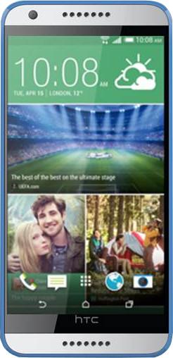 HTC Desire 620G (1GB RAM, 8GB)