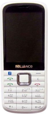 ZTE Reliance D286 (White, 8 MB)