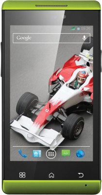XOLO Q500S IPS  Green, 4   GB  available at Flipkart for Rs.5975