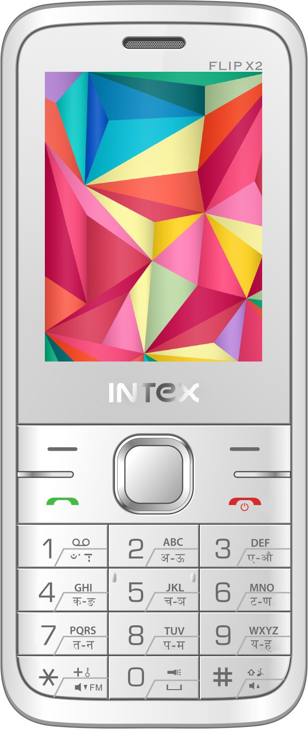 Intex Flip X2(White)