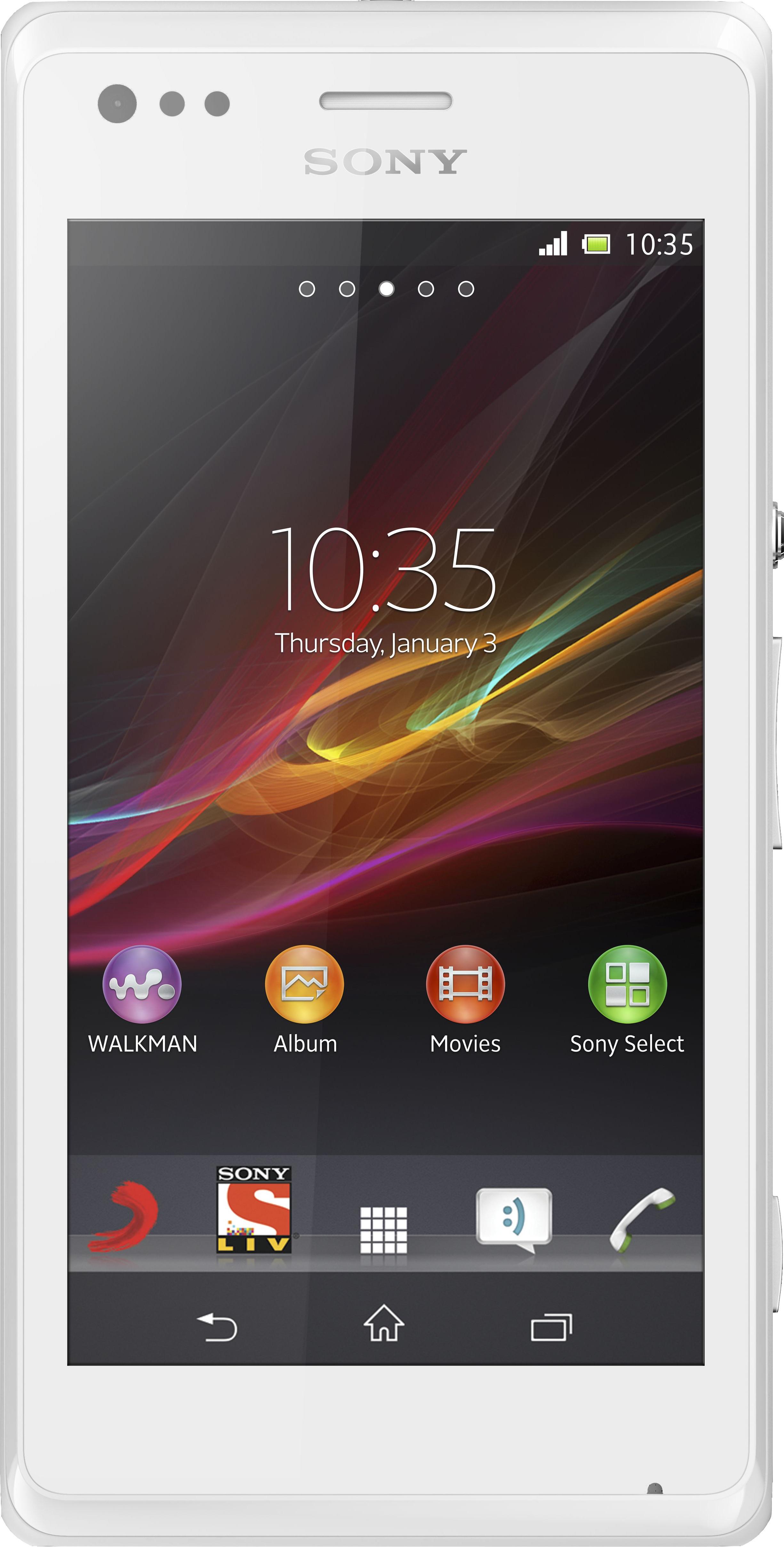 Sony Xperia M (1GB RAM, 4GB)