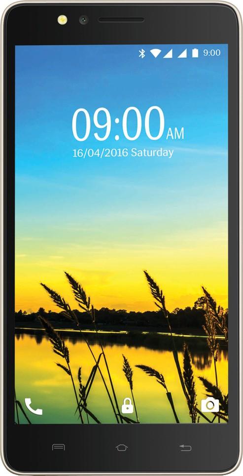 Lava A79 (Gold, 8 GB)(1 GB RAM)