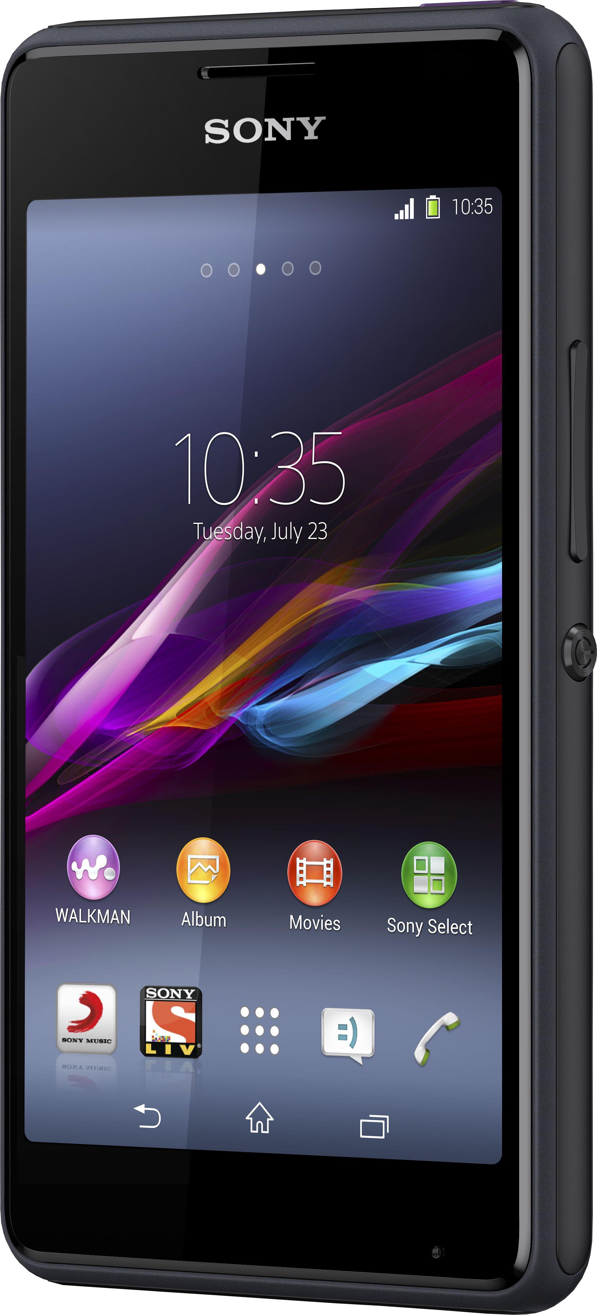 Sony Xperia E1 (512MB RAM, 4GB)