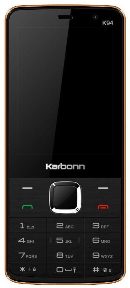 Karbonn K94(Orange & Black)