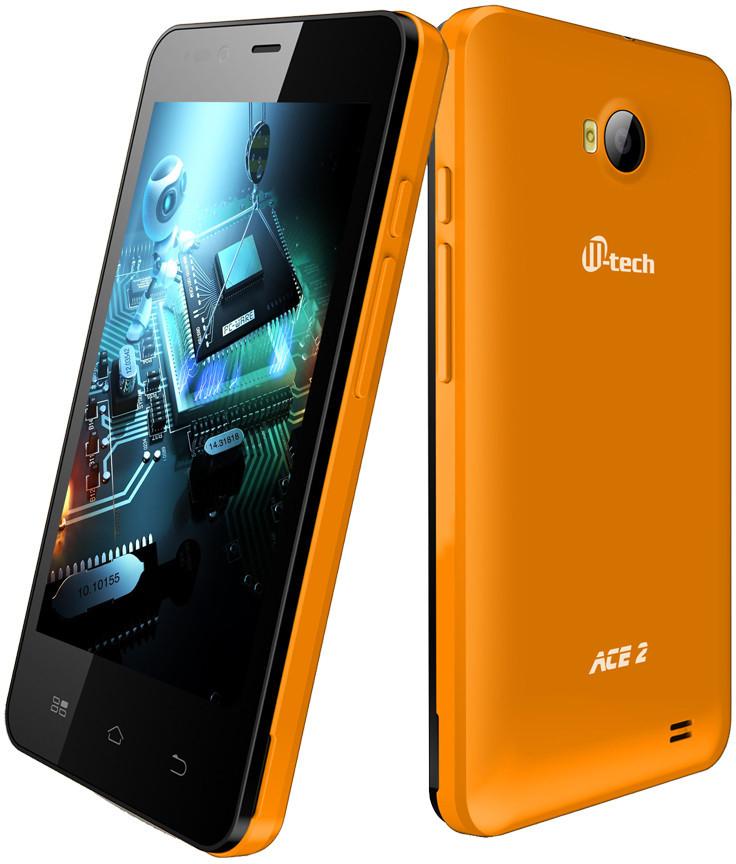 MTech Ace 2 (512MB RAM, 4GB)