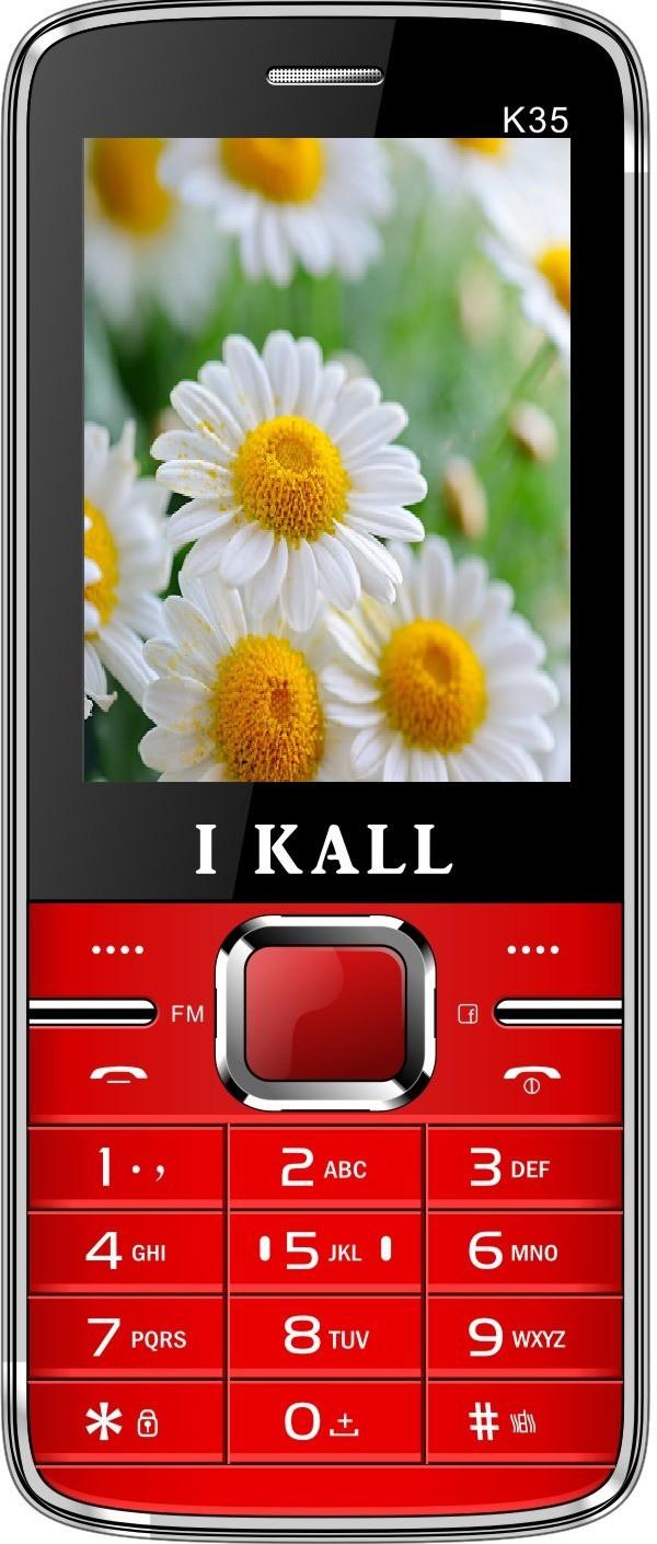 I Kall K35(Red)