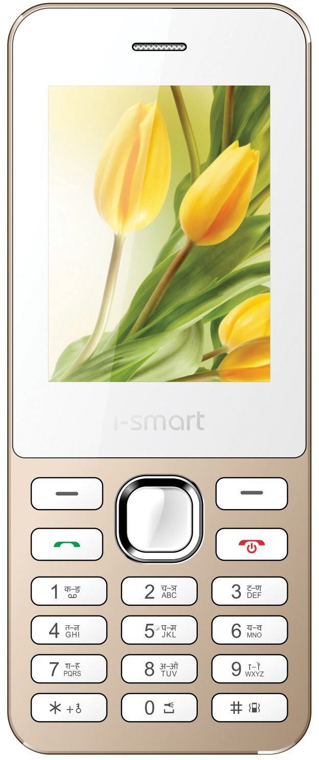 i-Smart IS-209(Gold & White)