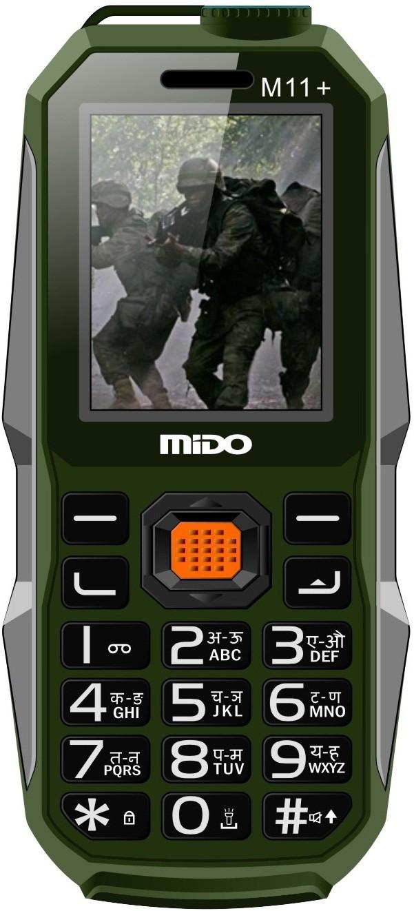 Mido M11+(Green)