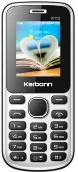 Karbonn K112(White)