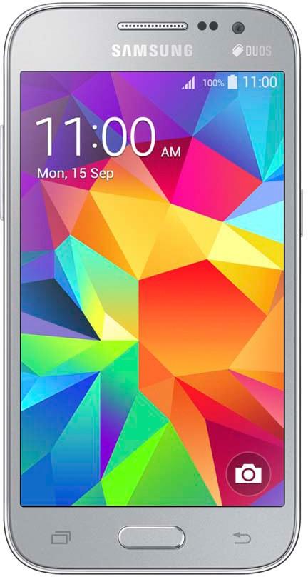 SAMSUNG Galaxy Core Prime G361 Dual Sim - Grey (Grey, 8 GB)(1 GB RAM)