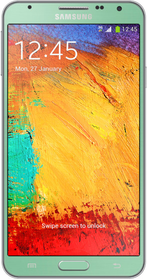 SAMSUNG Galaxy Note 3 Neo (Mint Green, 16 GB)(2 GB RAM)