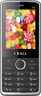 I KALL K39 Dual Sim Feature Phone (Black, 64 MB)