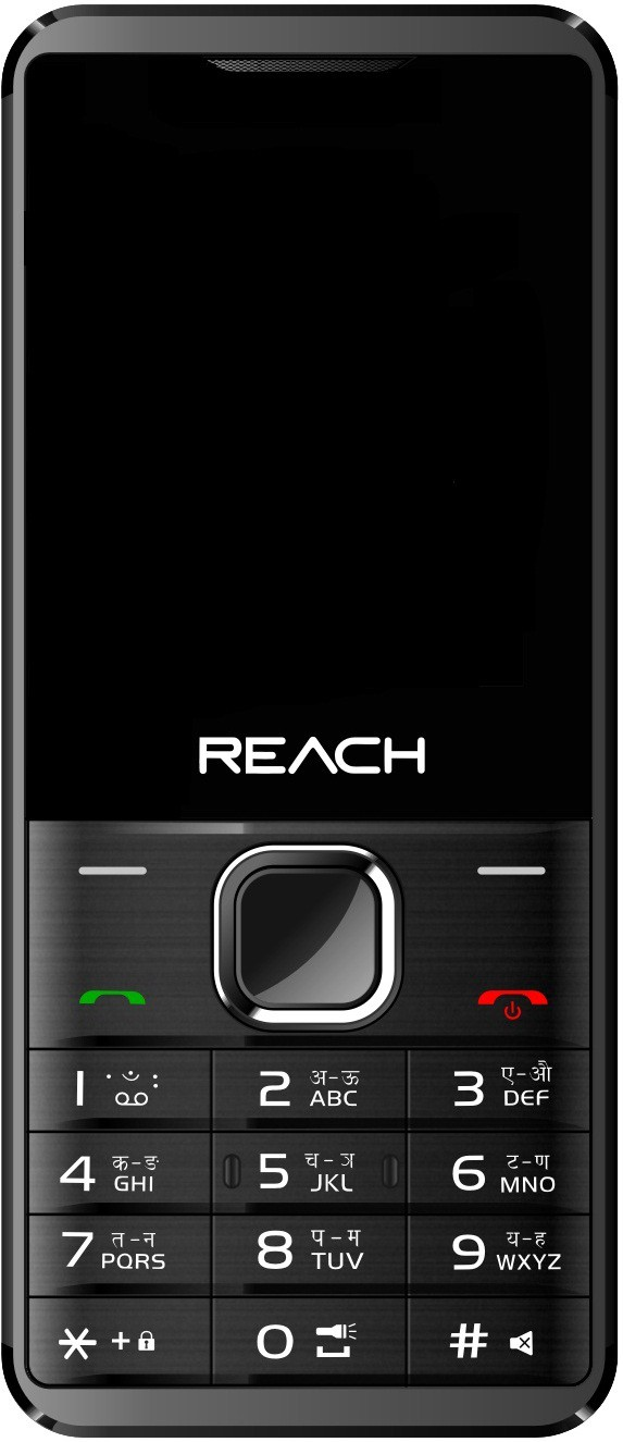 Reach Champ Plus(Black & Blue)