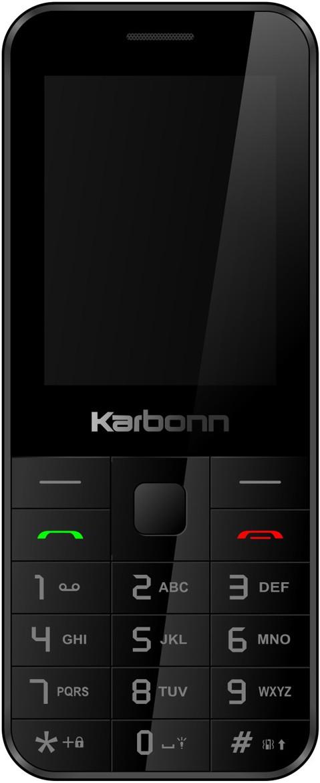 Karbonn K-Champ 3(Black)