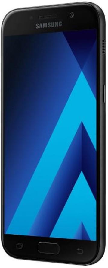 Samsung Galaxy A5-2017 (Black Sky, 32 GB)(3 GB RAM) image