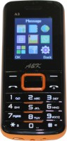 A&K Bar Phone A 3(Black Orange)