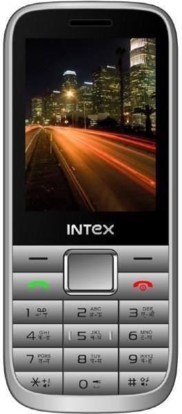 Intex Yuvi Pro(Silver)