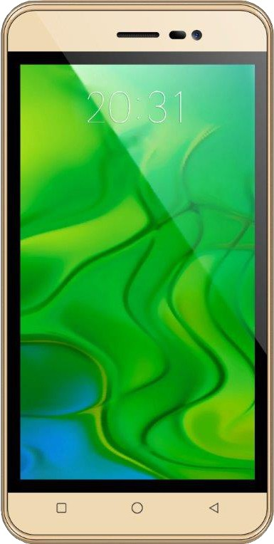 Intex Aqua Air (Champagne, 8 GB)(512 MB RAM)