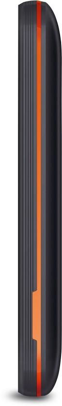 iBall Sumo Star 2.8H Dual Sim(Black, Orange)