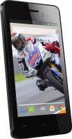 Lava Iris 406Q (Black, 4 GB)