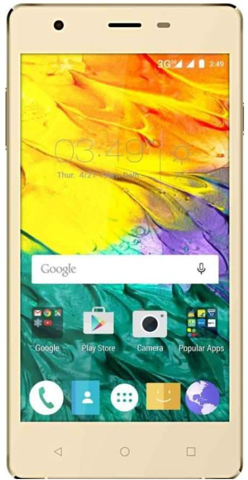 Karbonn Fashion Eye (Champagne, 8 GB)(1 GB RAM)