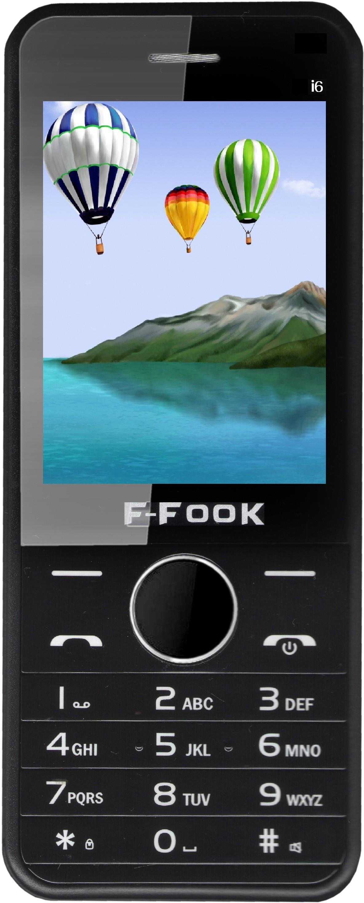 F-Fook i6(Black)