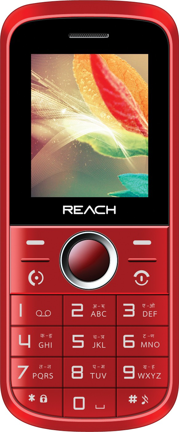 Reach Cogent Mini(Red)