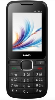 Lava KKT22S BLACK BLUE (Black, Blue, 32 MB)