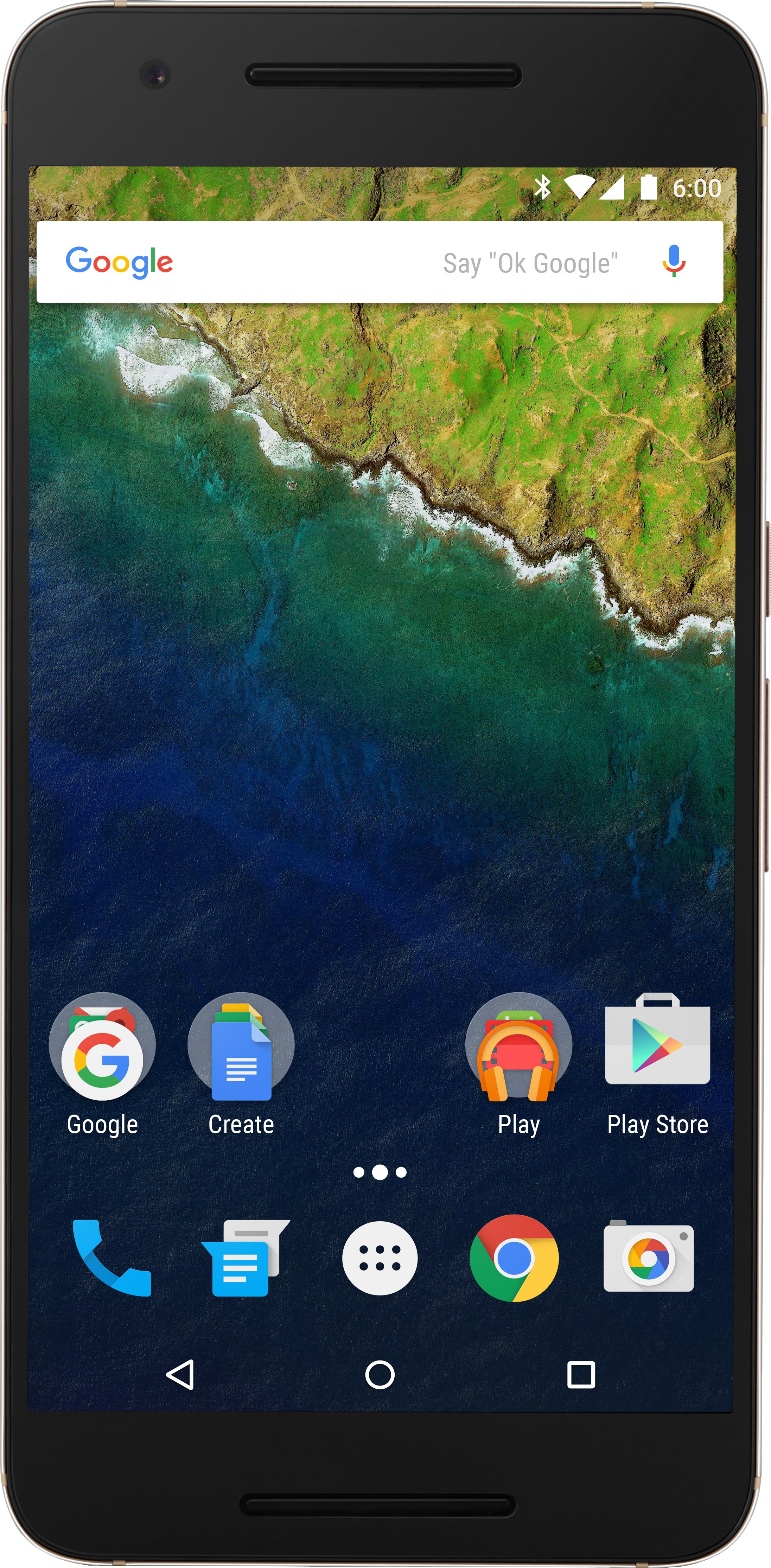 Nexus 6P Special Edition (Gold, 64 GB)(3 GB RAM)