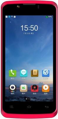 ZOPO ZP590 (Red & Silver, 4 GB)